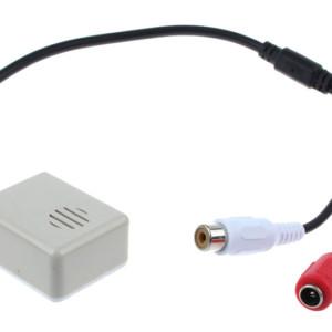 Μικρόφωνο για κάμερες CS04X με τροφοδοσία