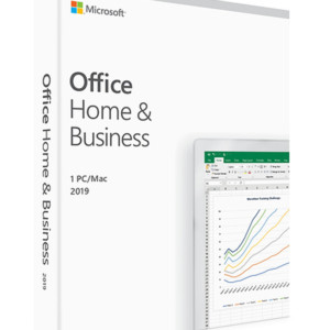 MICROSOFT Office Home and Business 2019 T5D-03216