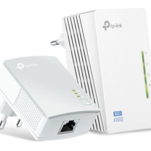 TP-LINK Wi-Fi AV600 Powerline Extender Kit TL-WPA4220