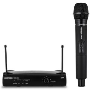 VOICE KRAFT Σετ ασύρματο μικρόφωνο με δέκτη