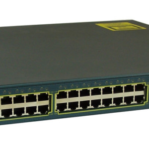 CISCO used Catalyst C3548-XL