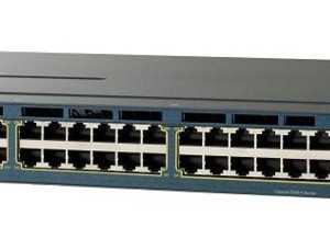 CISCO used Catalyst WS-C3560X-48P-S Switch