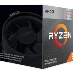 AMD CPU Ryzen 5 3400G