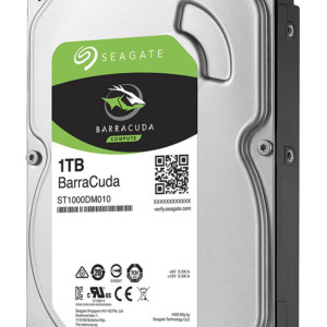 "SEAGATE HDD Barracuda ST1000DM010 3.5"" 1TB"