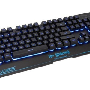 SADES Gaming Keyboard Neo Blademail