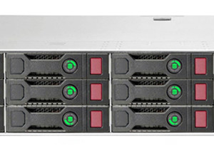HP Server ProLiant DL380e Gen8
