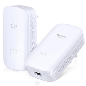 TP-LINK Powerline Starter Kit TL-PA8010