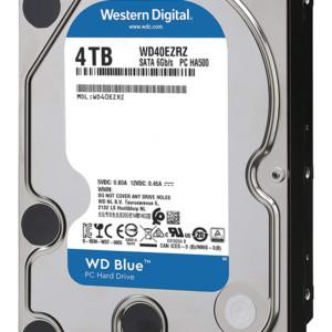 WD Blue Σκληρός Δίσκος WD40EZRZ 4TB