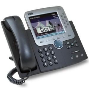 CISCO used IP Phone 7970G