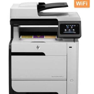 HP used Printer LaserJet Pro 300 M375NW