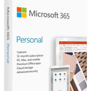 MICROSOFT Office 365 Personal QQ2-00989