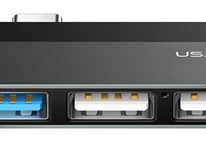 USAMS USB Type-C hub SJ461