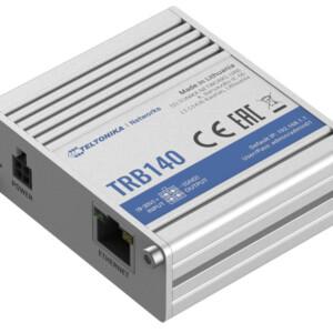 TELTONIKA industrial rugged LTE gateway TRB140