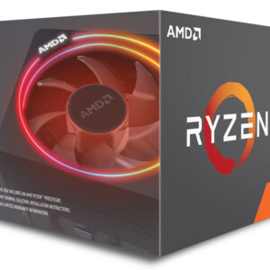 AMD CPU Ryzen 7 2700X