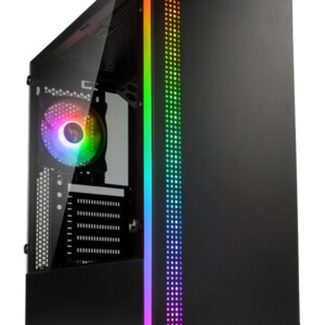 ZALMAN PC case S5 mid tower 398x212x465mm