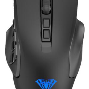AULA ενσύρματο gaming ποντίκι Fire Η510 10000DPI