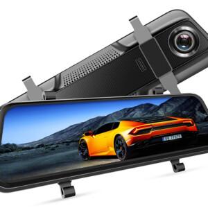 VANTOP καθρέφτης αυτοκινήτου με dash camera H609