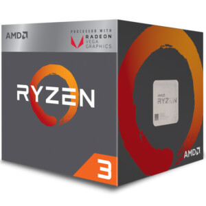 AMD CPU Ryzen 3 2200G
