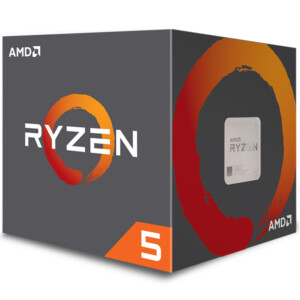 AMD CPU Ryzen 5 2600