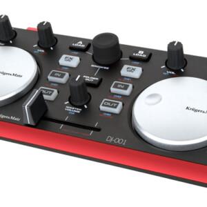 KRUGER&MATZ DJ Controller KMDJ001