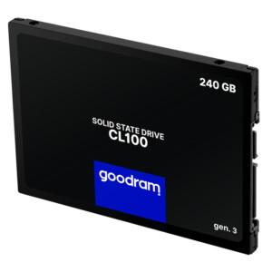 GOODRAM SSD CL100 Gen.3 240GB