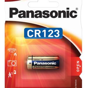 PANASONIC μπαταρία λιθίου CR123A