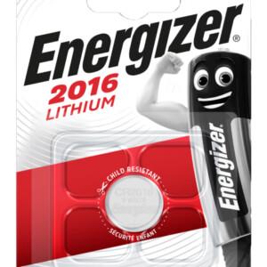 ENERGIZER μπαταρία λιθίου CR2016
