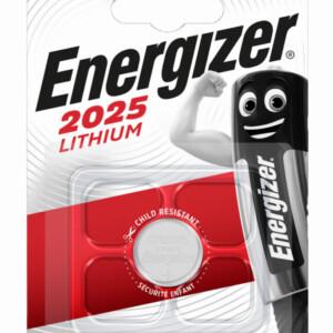ENERGIZER μπαταρία λιθίου CR2025