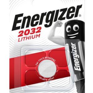 ENERGIZER μπαταρία λιθίου CR2032