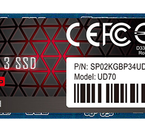 SILICON POWER SSD PCIe Gen3x4 M.2 2280 UD70