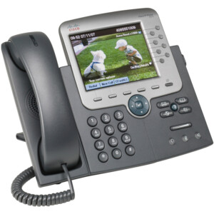 CISCO used Unified IP Phone 7975G