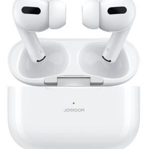 JOYROOM earphones με θήκη φόρτισης JR-T03S-PRO