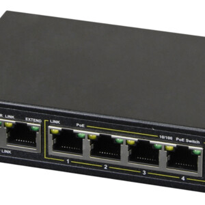 PULSAR PoE Ethernet Switch S64