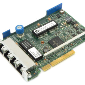 HP used ethernet network adapter 629133-001