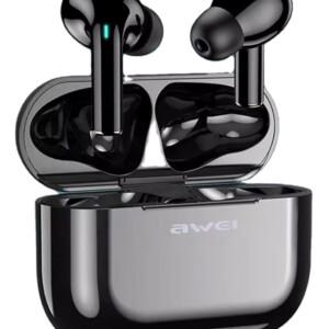 AWEI earphones με θήκη φόρτισης T29