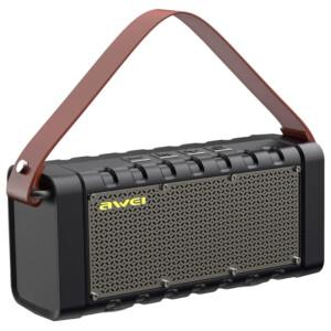 AWEI φορητό ηχείο & power bank Y668