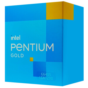 INTEL CPU Pentium Gold G6405
