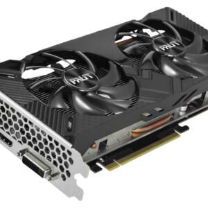 PALIT VGA GeForce GTX 1660 Dual NE51660018J9-1161C