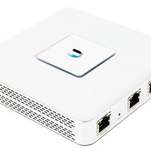 UBIQUITI UniFi Security Gateway Enterprise Gateway Router