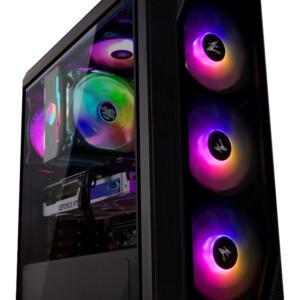 ZALMAN PC case ATX mid tower N5TF