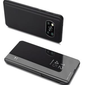 POWERTECH θήκη Clear View MOB-1639 για Xiaomi Poco X3 NFC/X3 Pro