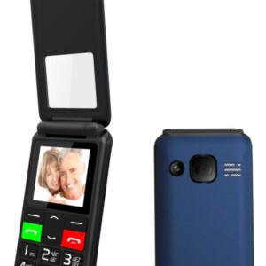 POWERTECH κινητό τηλέφωνο Sentry Flip Small